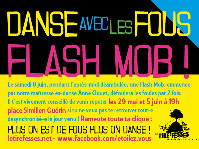 danseFous flashMob
